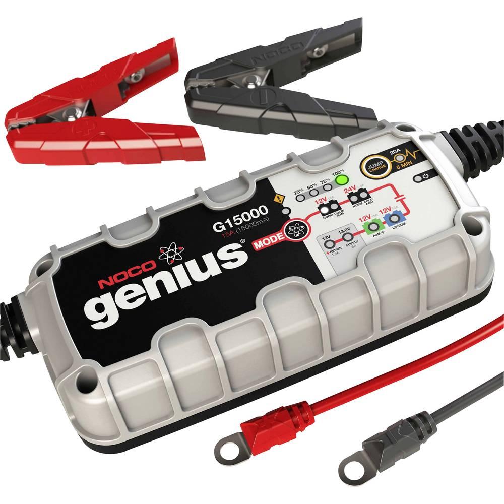 NOCO 15A Pro Series Genius G15000EU avtomatski polniknik 15 A 7.5 A