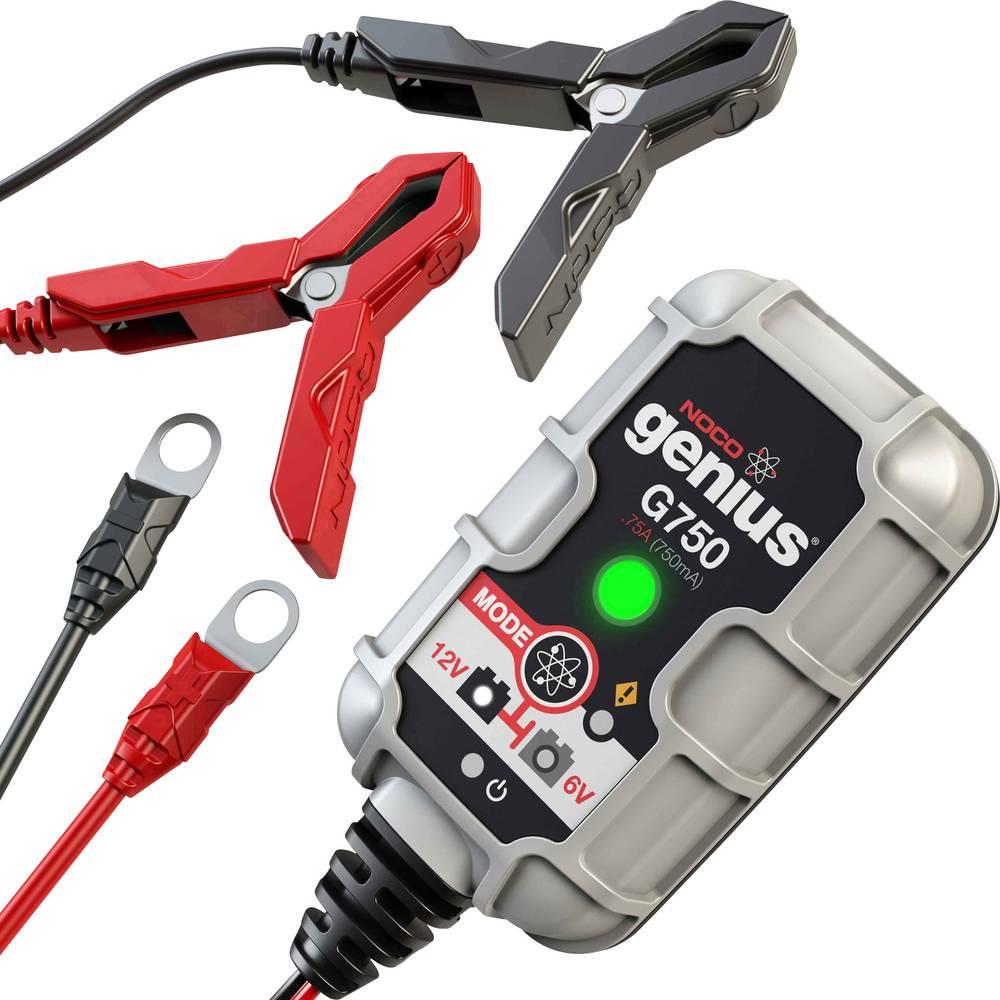NOCO Genius G750EU Ultra avtomatski polniknik 6 V, 12 V 0.75 A 0.75 A