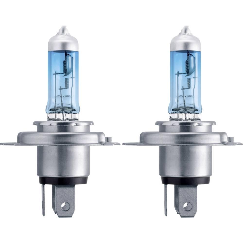 Philips halogenska žarnica whitevision , whitevision xenon-effekt H4 60/55 W 12 V