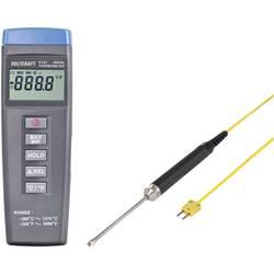 VOLTCRAFT K101 + TP 207 Mjerač temperature Kalibriran po DAkkS -200 Do +1370 °C Tip tipala K