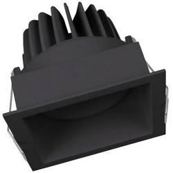 LEDVANCE SPOT SQUARE DARKLIGHT ADJUST (EU) 4058075114067 LED vgradna svetilka 8 W topla bela črna