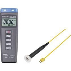 VOLTCRAFT K102 + TP302 Mjerač temperature Kalibriran po DAkkS -200 Do +1370 °C Tip tipala K