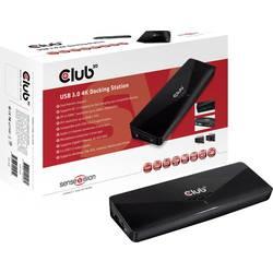 club3D USB adapter crna