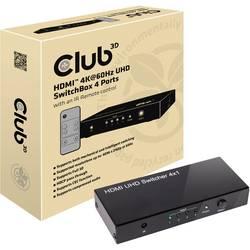 club3D CSv-1370 4 ulaza HDMI prekidač 4096 x 2160 piksel