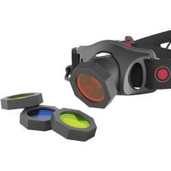 Set LED filtera u boji Lenser Dodatni pribor za džepne svjetiljke Color Filter Set 35mm