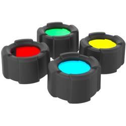 Set LED filtera u boji Lenser Dodatni pribor za džepne svjetiljke Color Filter Set 32,5mm