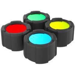 Set LED filtera u boji Lenser Dodatni pribor za džepne svjetiljke Color Filter Set 39mm