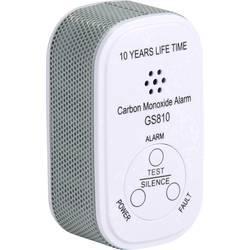 Elro Pro EL-1001 Detektor ugljičnog monoksida uklj. 10-godišnja baterija baterijski pogon Detekcija Ugljikov monoksid