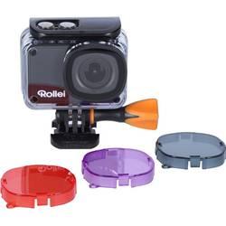 Rollei 560 Touch Akcijska kamera Zaslon osjetljiv na dodir, 4K