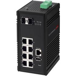 EDIMAX Pro IGS-5208 industrijski ethernet preklopnik 8+2 vrat