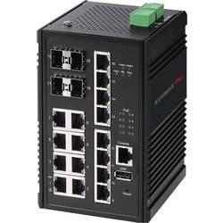 EDIMAX Pro IGS-5416P industrijski ethernet preklopnik 16+4 vrat poe funkcija