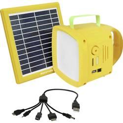 Pro Mate SolarTorch1 SolarTorch-1 led svjetiljka za kampiranje 90 lm pogon na punjivu bateriju žuta