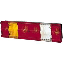 Hella zadnje luči za tovorna vozila odsevnik, zadnja luč, zaviralna luč, smerni kazalec, vzvratna luč zadaj, na desni 24 V