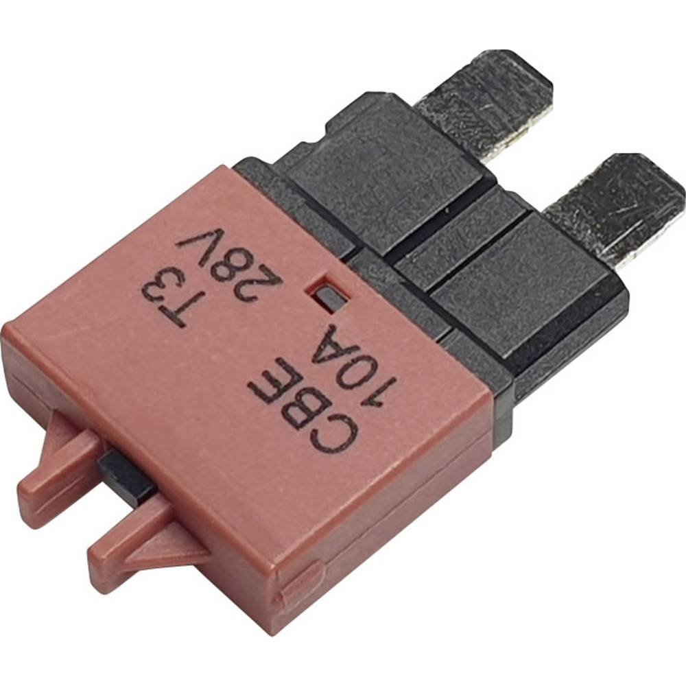 Hansor Circuit Breaker Standard, type 3, Manual Reset, 10A CBE3 Series 10A avtomatska varovalka standardne ploščate varovalke 10