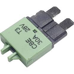 Hansor Circuit Breaker Standard, type 3, Manual Reset, 30A CBE3 Series 30A Avtomatska varovalka standardne ploščate varovalke 30
