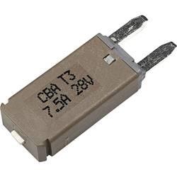 Hansor Circuit Breaker Mini, type 3. Manual Reset, 7,5A CBA3 Series 7,5A Avtomatska varovalka standardne ploščate varovalke 7.5