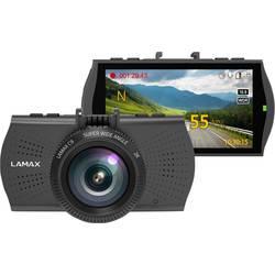Lamax C9 avtomobilska kamera z gps-sistemom Razgledni kot - horizontalni=150 °