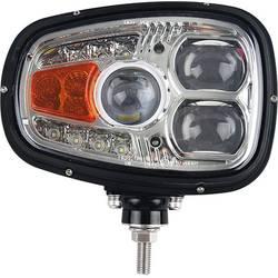 Celoten reflektor Visokozmogljive LED SecoRüt (Š x V x G) 214 x 201 x 109 mm Črna