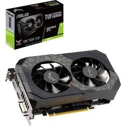 Asus grafična kartica Nvidia GeForce GTX1660 Ti Gaming Overclocked 6 GB gddr6-ram pcie x16 hdmi, dvi, display port