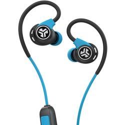 JLab Fit Sport Wireless Fitness Bluetooth® Športne In Ear Zaščita pred znojenjem, Vodoodbojne, Naglavni komplet Modra