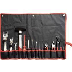 Kunzer 7WZR29 univerzalno, obrtnik, majstor, automobil, pripravnici set alata u torbi 29-dijelni