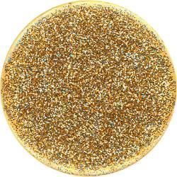 POPSOCKETS Glitter Gold stojalo za mobilni telefon zlata, lesketajoči učinek