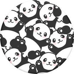 POPSOCKETS Pandamonium stojalo za mobilni telefon črna, bela
