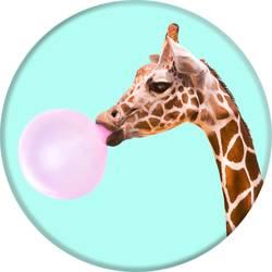 POPSOCKETS Bubblegum Giraffe stojalo za mobilni telefon
