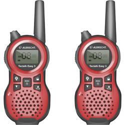 Albrecht Tectalk Easy 3 29642 pmr ročna radijska postaja 2-delni komplet
