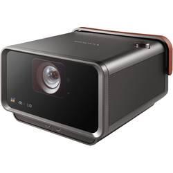 Viewsonic Projektor X10-4K LED Svetlost: 2400 lm 3840 x 2160 UHD 3000000 : 1 Črna, Rjava
