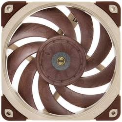Noctua NF-A12x25 ULN CPU hladilnik z ventilatorjem Rjava, Bež (Š x V x G) 120 x 120 x 25 mm