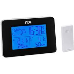 ADE WS 1711 Digitalna brezžična vremenska postaja Napoved za 12 do 24 ur