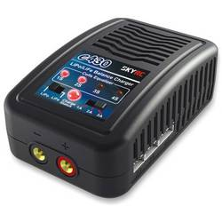 punjač baterija za modele 3 A SKYRC e430 litijev-polimerski, lifepo