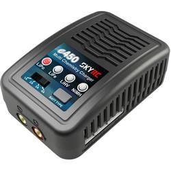 višenamjenski punjač baterija za modele 4 A SKYRC e450 AC litijev-polimerski, lifepo, lihv, nikalj-metal-hidridni