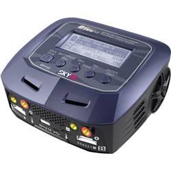 višenamjenski punjač baterija za modele 10 A SKYRC D100 V2 litijev-polimerski, lifepo, litijev-ionski, lihv, nikalj-metal-hidrid