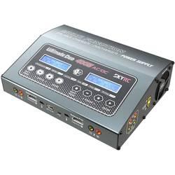 Večnamenski polnilnik akumulatorjev za modelarstvo 20 A SKYRC D400 Litijev-polimerski, LiFePO, Litijev-ionski, Nikelj-metal-hidr