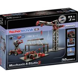 Komplet za sestavljanje fischertechnik PROFI Mechanic & Static 2 536622 Od 9 leta dalje