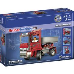 fischertechnik 540582 ADVANCED Trucks eksperimentalni set od 7 leta dalje