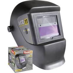 Zaštitna kaciga za zavarivače Crna Toolit TECHNO 11 042537 EN 175, EN 379