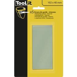GYS 040830 Nadomestni vizir za zaščito pri varjenju