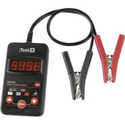 Toolit NBT200 tester za avtomobilski akumulator, nadzorna naprava za akumulator 50 cm