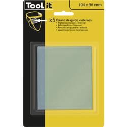 Zamjenska stakla za zaštitnu kacigu za zavarivanje Toolit 043596
