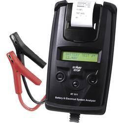 GYS BT 551 DHC – START/STOP Tester za avtomobilski akumulator, Nadzorna naprava za akumulator