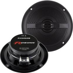 Renegade RXM52B Navtični zvočnik 160 W Vsebina: 1 par