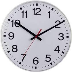EUROTIME 55403-00 radijska brezžična ura 40 cm x 40 mm x 5 cm bela