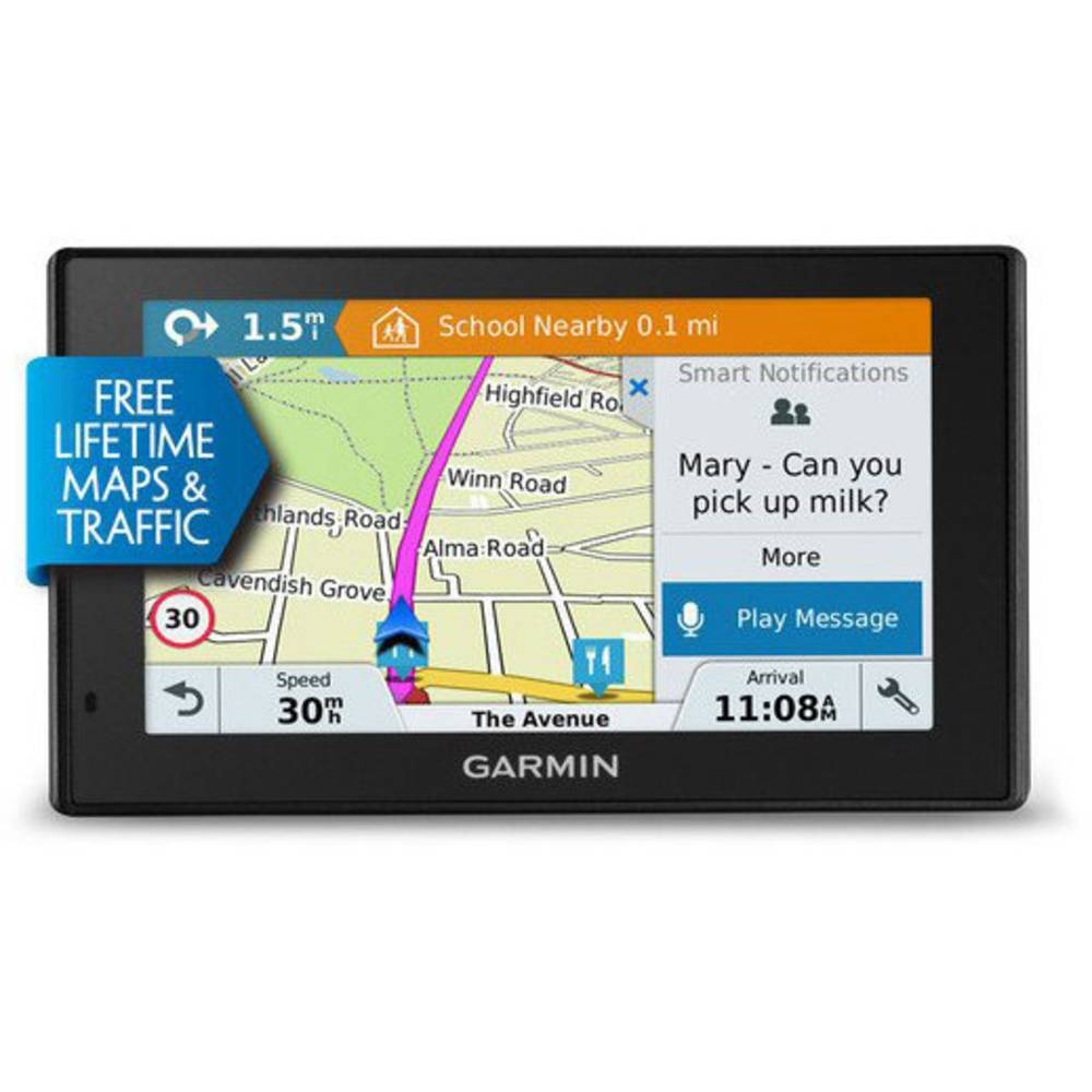 Garmin DRIVESMART 50 navigacija 12.7 cm 5 palec evropa