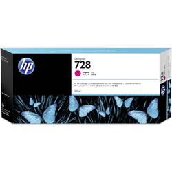 HP kartuša s črnilom 728 original magenta F9K16A