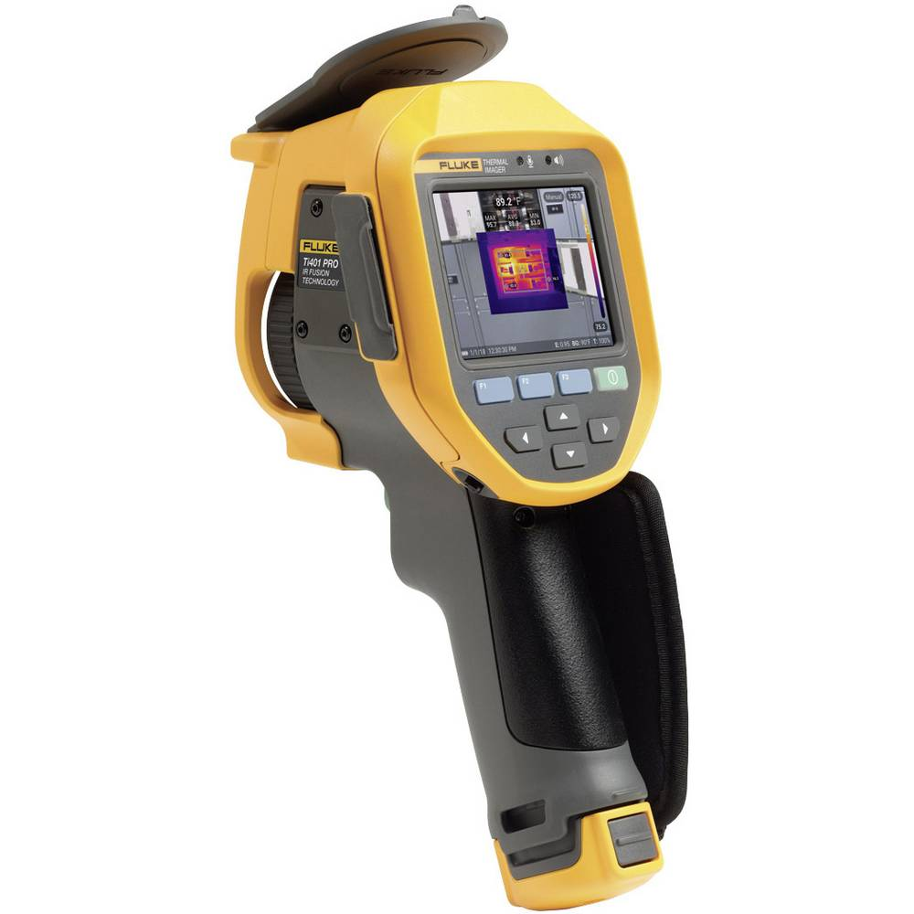 Fluke TI401PRO 9Hz Toplotna kamera -20 do +650 °C 648 x 480 piksel 9 Hz