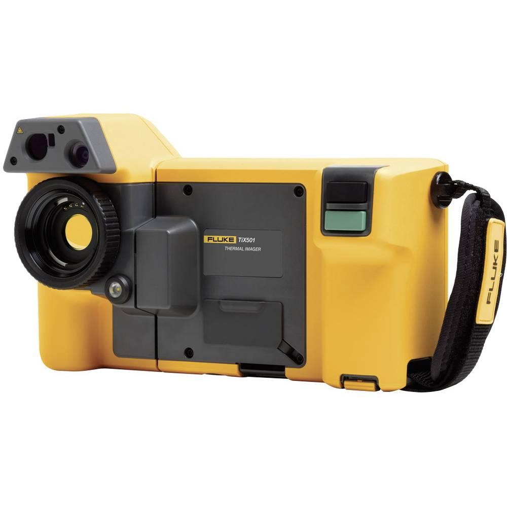 Fluke TIX501 60Hz Toplotna kamera -20 do +650 °C 648 x 480 piksel 60 Hz