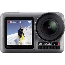 DJI Osmo Akcijska kamera 4K, Vodootporan, Dvostruka kamera, Ultra HD, Zaslon osjetljiv na dodir, Otporan na smrzavanje, Zaštiten